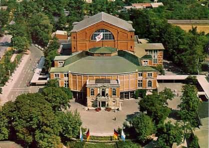 BayreuthFestspielhouse
