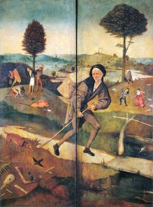 the_pedlar_closed_state_of_the_hay_wain_by_hieronymus_bosch