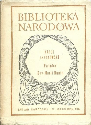 Image result for Karol Irzykowski, Pałuba