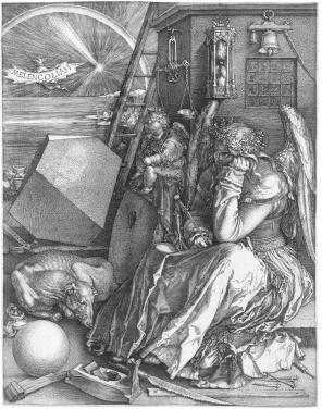 Dürer_Melencolia_I
